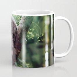 Cute Koala relaxing in a Tree Coffee Mug