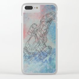 Serenity - Firefly Clear iPhone Case