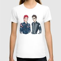 my chemical romance T-shirts featuring My Chemical Pilots by poweredbycokezero