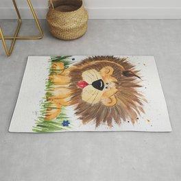 Lucas the Lion Rug