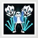 Sans the Skeleton by xenithowl
