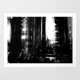 Describe Where You Are _2 Art Print
