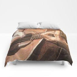 Acoustic Comforters