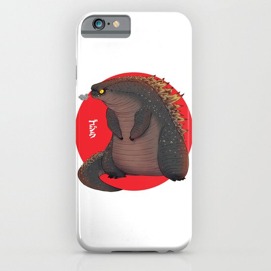 GODZILLA iPhone & iPod Case