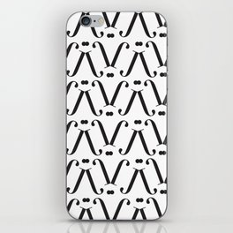 "Patterned - The Didot ""j"" Project iPhone Skin"