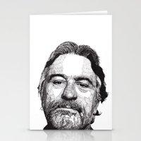robert farkas Stationery Cards featuring Robert by Rik Reimert