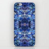underwater iPhone & iPod Skins featuring Underwater by Angela Fanton