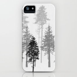 Dark and Deep iPhone Case