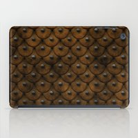 leather iPad Cases featuring Leather Armor by SShaw Photographic