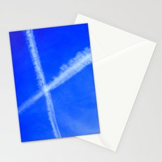 Sky Writing Stationery Cards