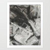 divergent Art Prints featuring Divergent by Ultie Arts