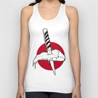 kill la kill Tank Tops featuring KILL by Sheloner.