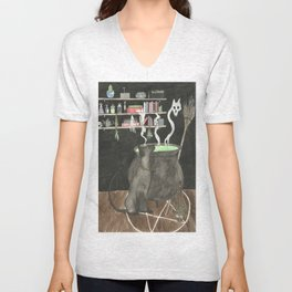 Witches Kitchen Unisex V-Neck