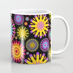 Bright And Colorful Flowers Mug