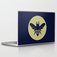 twins Laptop & iPad Skins featuring Twins by Lídia Vives