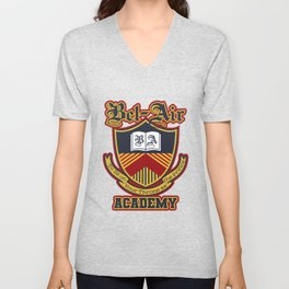 Bel-Air Academy Unisex V-Neck