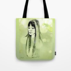 Eastern Princess Tote Bag