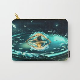 GEMINI from the Dancing Zodiac Carry-All Pouch