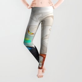 Consumption Leggings