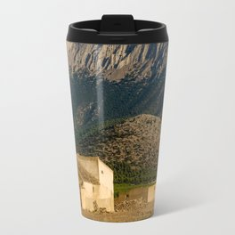 Parque Natural De Sierra Maria-Los Velez Travel Mug