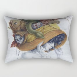 Hat Rectangular Pillow