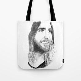 Jared Leto Tote Bag
