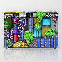 vienna iPad Cases featuring Vienna  by Aleksandra Jevtovic