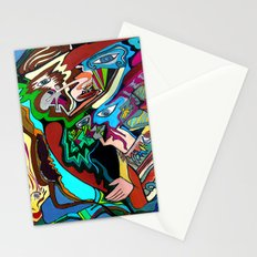 Aura of the Musical Messhiach Stationery Cards