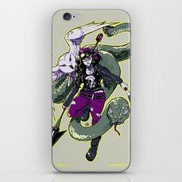 Rockabilly Athena iPhone Skin