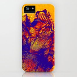 Hunger 2 iPhone Case