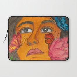 Butterfly Soul Laptop Sleeve