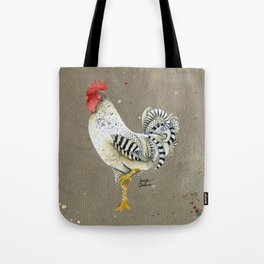 Rooster Wallace Tote Bag
