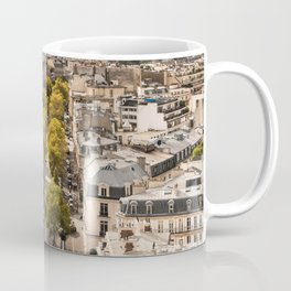 tour eiffel skyline Coffee Mug