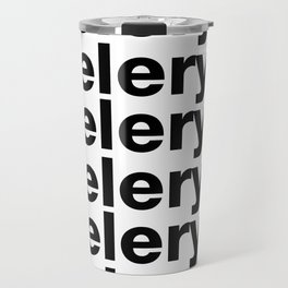 Celery & Celery Travel Mug