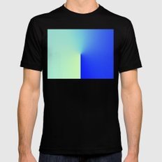 VOID[005] Mens Fitted Tee Black SMALL