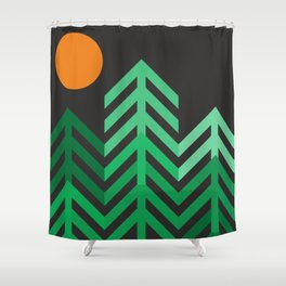 The trees to grow #society6 #decor #buyart #artprint Shower Curtain