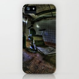 The real seat of horror iPhone Case