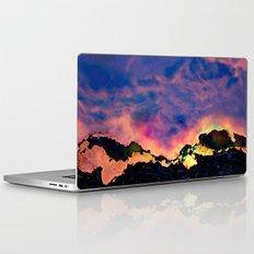 The World On Fire Laptop & iPad Skin