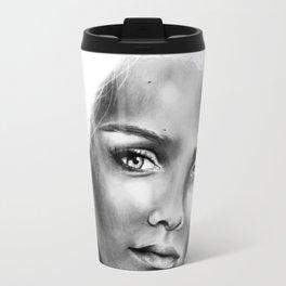 The Girl From Ipanema Travel Mug