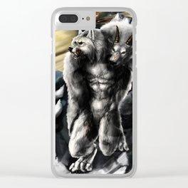 Capricorn 2019 Clear iPhone Case