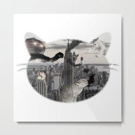 ApoCATlypse Metal Print