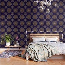 Gold Mandala Wallpaper