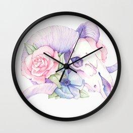 Ram Wall Clock