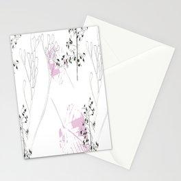 wildflower 2 Stationery Cards