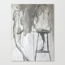 The Women || Canvas Print