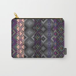 Russian style inspired Aztec Carry-All Pouch