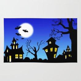 Halloween Nightmare Rug
