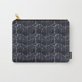 Irregular Lines Abstract Texture Carry-All Pouch