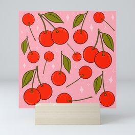 Cherries on Top Mini Art Print
