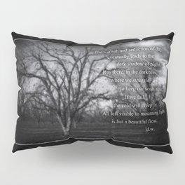 Day and Night Pillow Sham